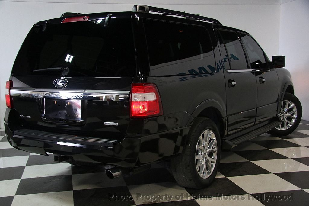 2015 Ford Expedition EL 2WD 4dr Limited - 17263793 - 6