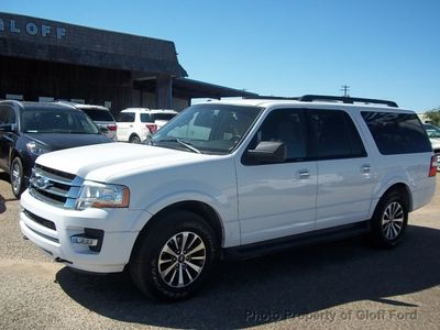 2015 Ford Expedition EL 4WD 4dr Limited SUV