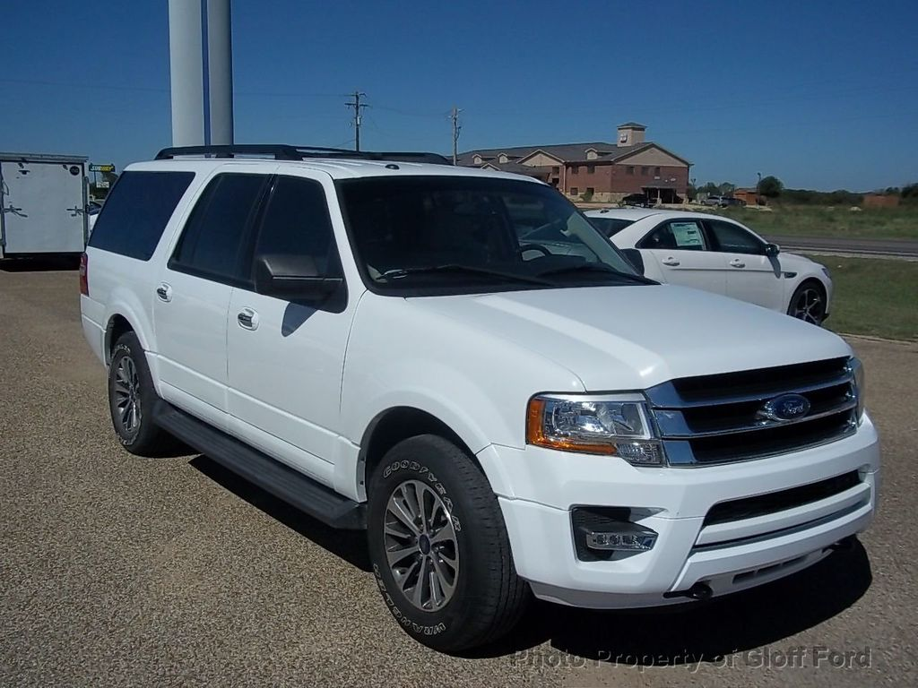 2015 Ford Expedition EL 4WD 4dr Limited - 15631174 - 1