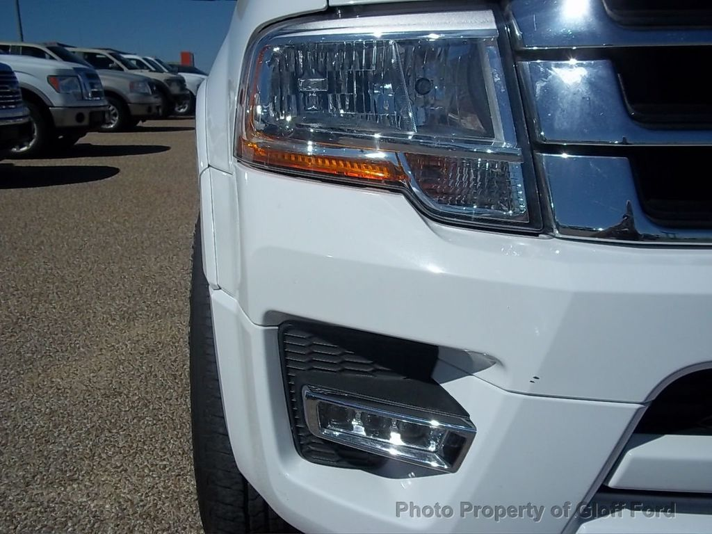 2015 Ford Expedition EL 4WD 4dr Limited - 15631174 - 4