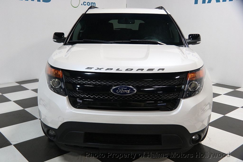 2015 used ford explorer 4wd 4dr sport at haims motors serving fort lauderdale hollywood miami. Black Bedroom Furniture Sets. Home Design Ideas