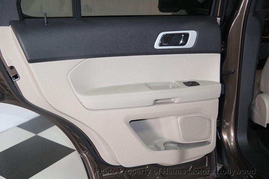 2015 Ford Explorer 4WD 4dr XLT - 17382062 - 10