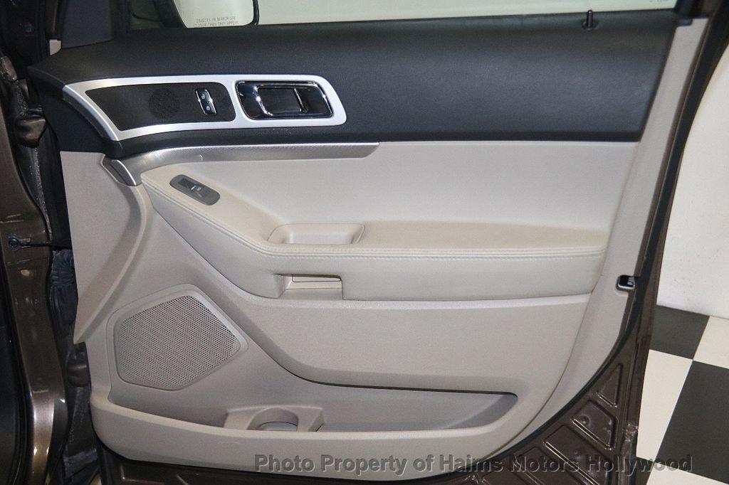 2015 Ford Explorer 4WD 4dr XLT - 17382062 - 12