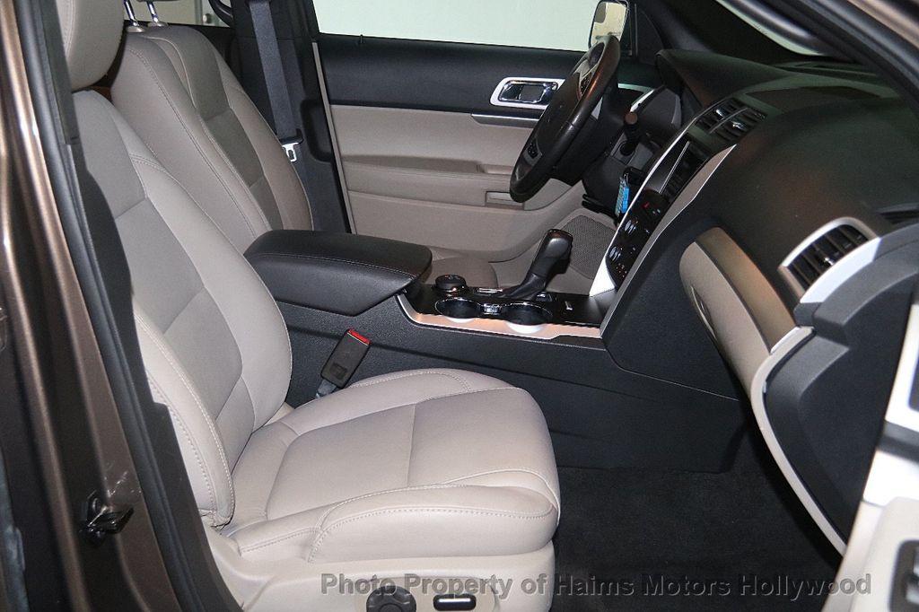 2015 Ford Explorer 4WD 4dr XLT - 17382062 - 13