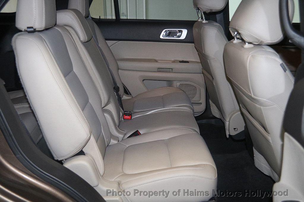 2015 Ford Explorer 4WD 4dr XLT - 17382062 - 14