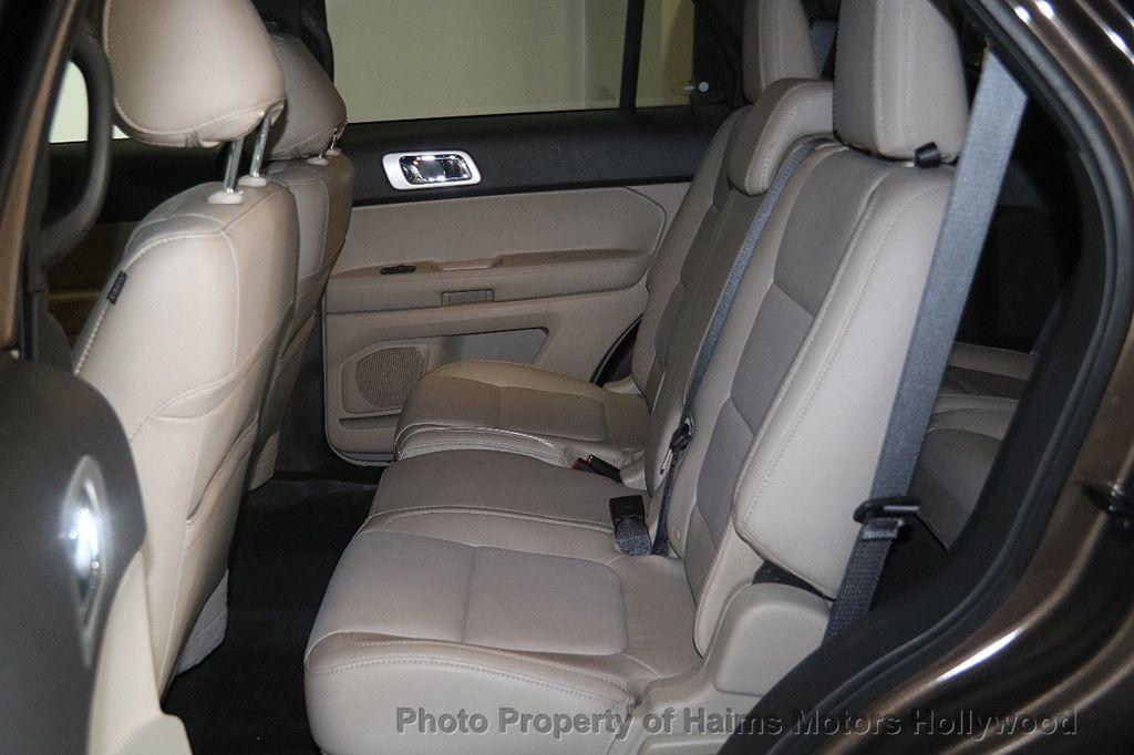 2015 Ford Explorer 4WD 4dr XLT - 17382062 - 17