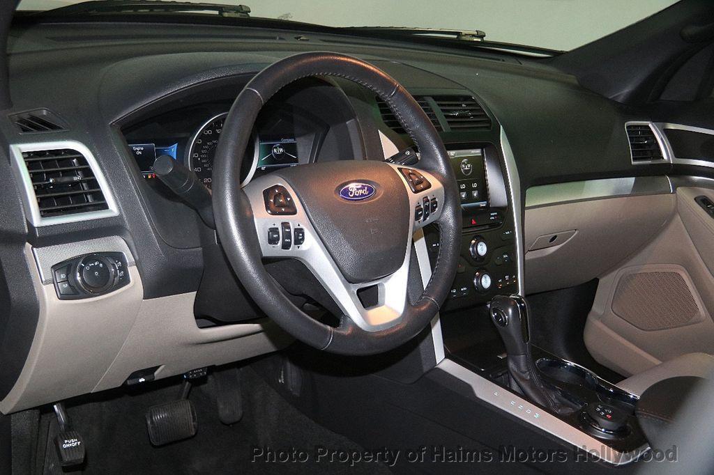 2015 Ford Explorer 4WD 4dr XLT - 17382062 - 19