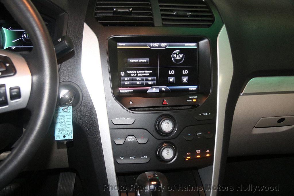 2015 Ford Explorer 4WD 4dr XLT - 17382062 - 20
