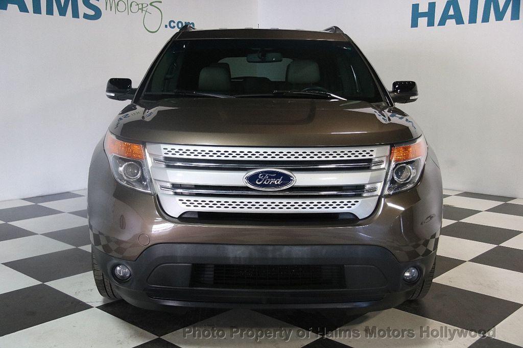 2015 Ford Explorer 4WD 4dr XLT - 17382062 - 2