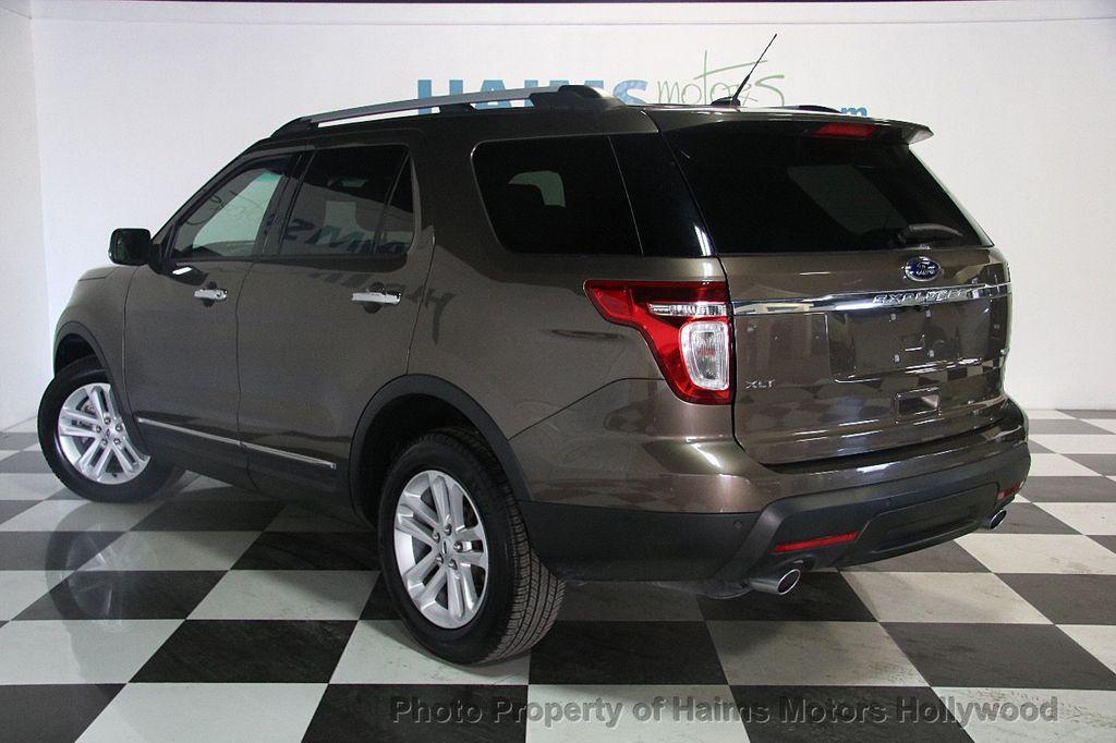 2015 Ford Explorer 4WD 4dr XLT - 17382062 - 4