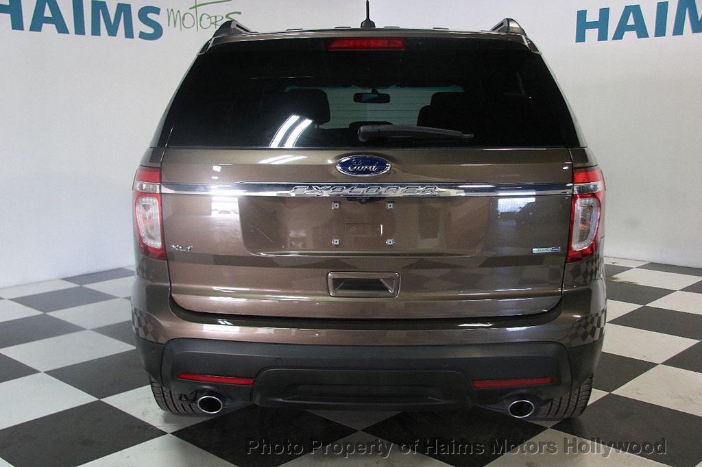 2015 Ford Explorer 4WD 4dr XLT - 17382062 - 5