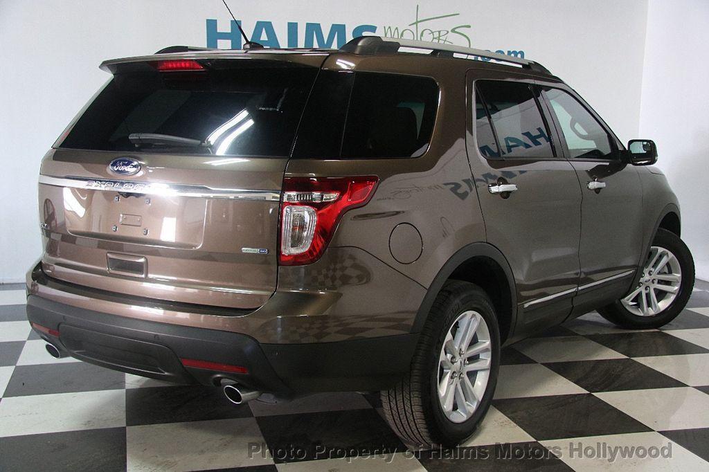 2015 Ford Explorer 4WD 4dr XLT - 17382062 - 6