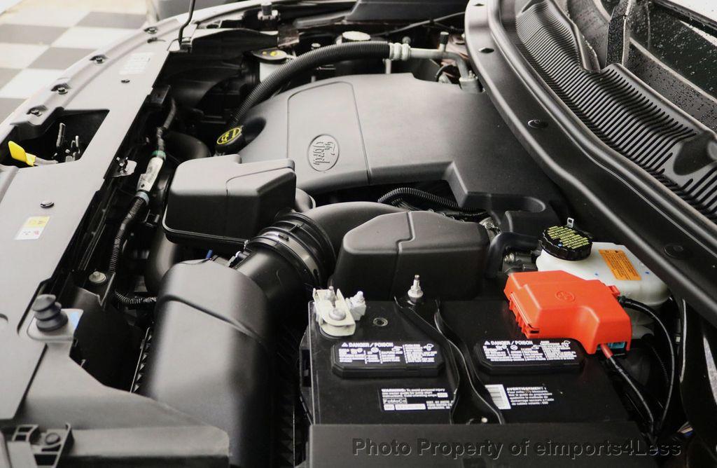 2015 Ford Explorer CERTIFIED EXPLORER 4WD LIMITED 7 PASSENGER PANO NAVI - 17784941 - 19