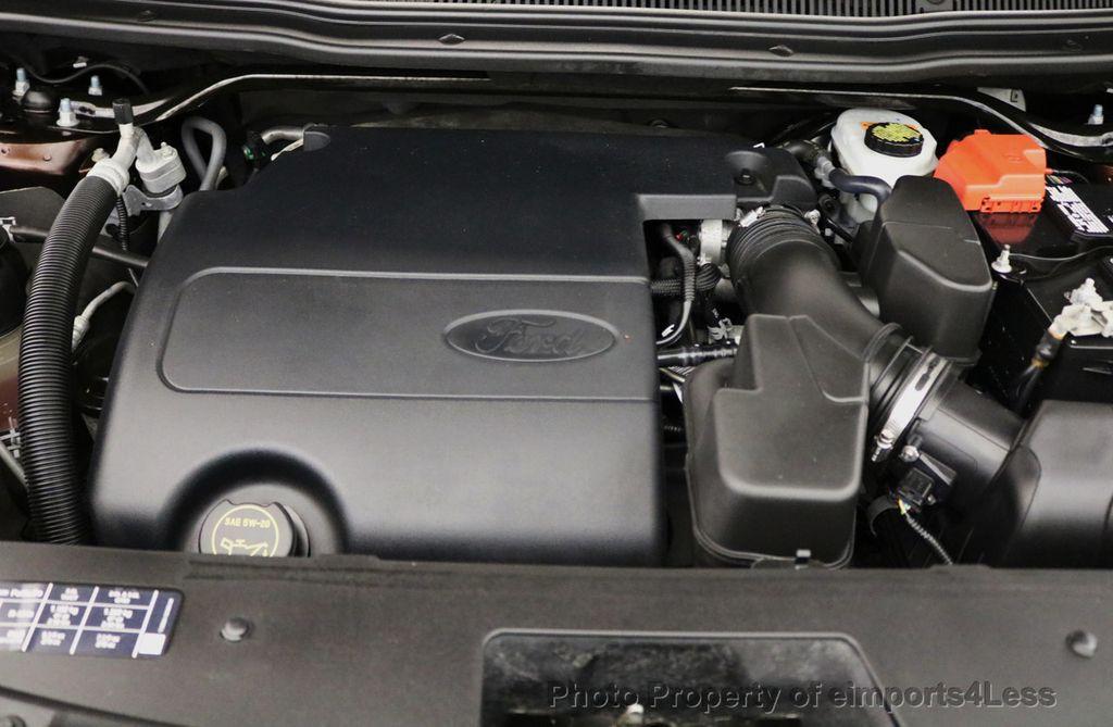 2015 Ford Explorer CERTIFIED EXPLORER 4WD LIMITED 7 PASSENGER PANO NAVI - 17784941 - 20