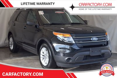 2015 Ford Explorer FWD 4dr SUV