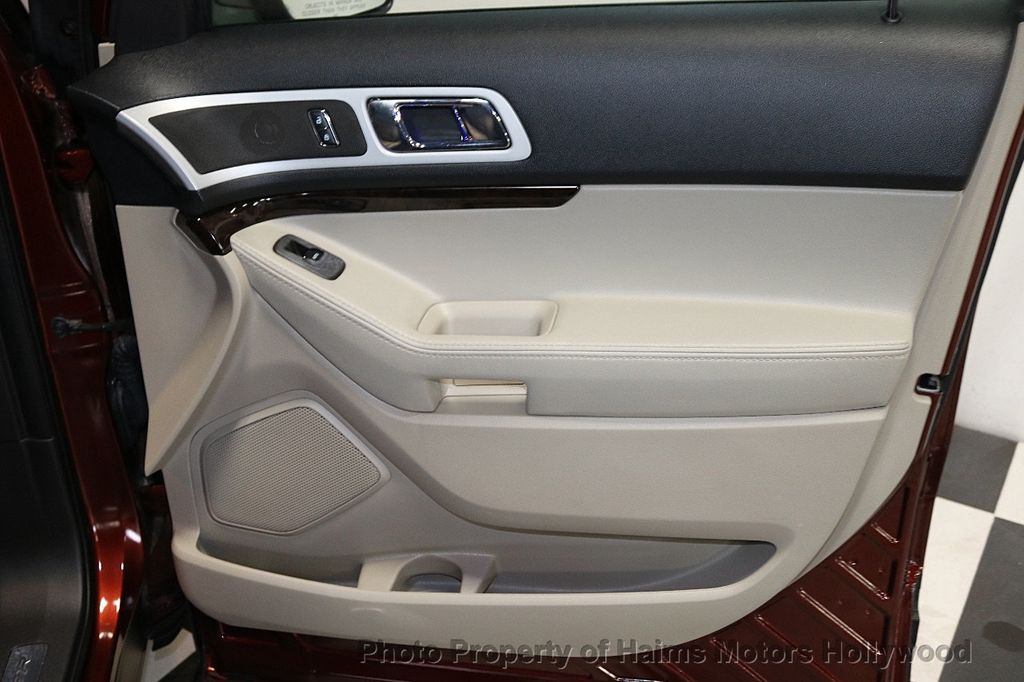 2015 Ford Explorer FWD 4dr Limited - 18451238 - 16