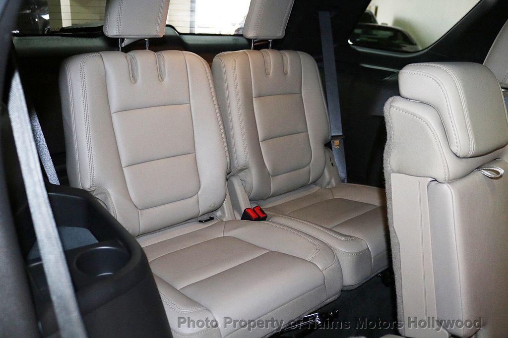 2015 Ford Explorer FWD 4dr Limited - 18451238 - 18