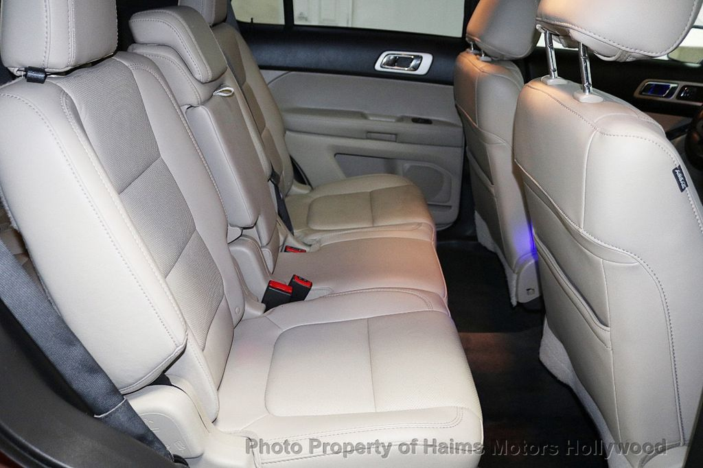 2015 Ford Explorer FWD 4dr Limited - 18451238 - 19