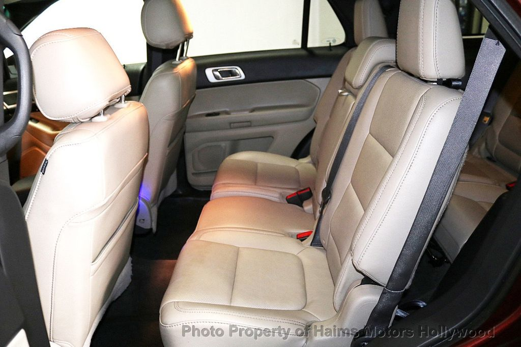 2015 Ford Explorer FWD 4dr Limited - 18451238 - 20