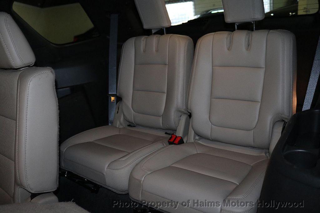 2015 Ford Explorer FWD 4dr Limited - 18451238 - 21