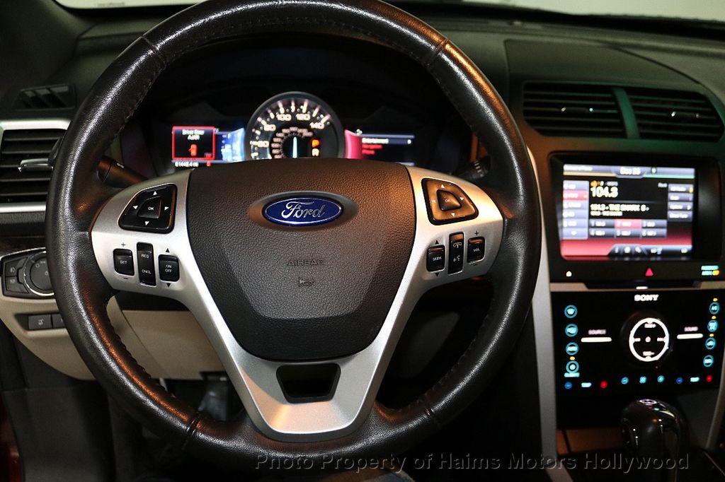 2015 Ford Explorer FWD 4dr Limited - 18451238 - 32