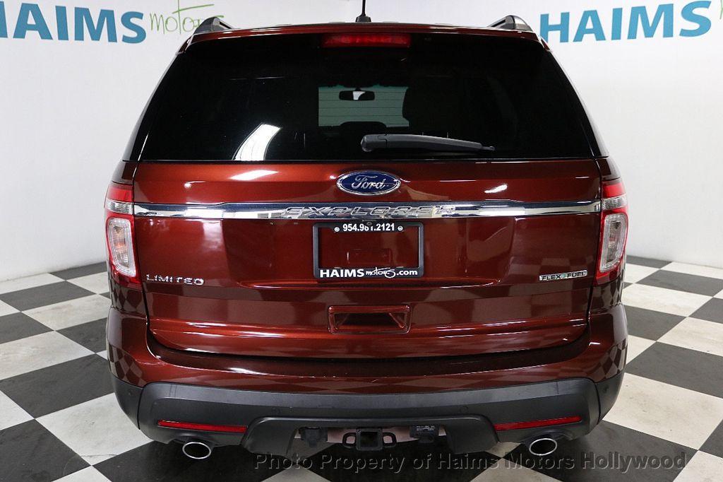 2015 Ford Explorer FWD 4dr Limited - 18451238 - 5