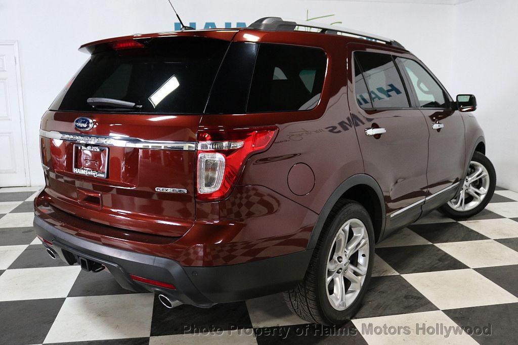 2015 Ford Explorer FWD 4dr Limited - 18451238 - 6