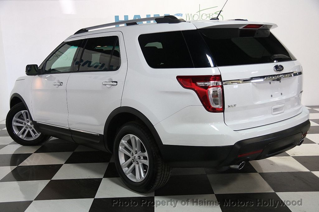 2015 Used Ford Explorer Fwd 4dr Xlt At Haims Motors