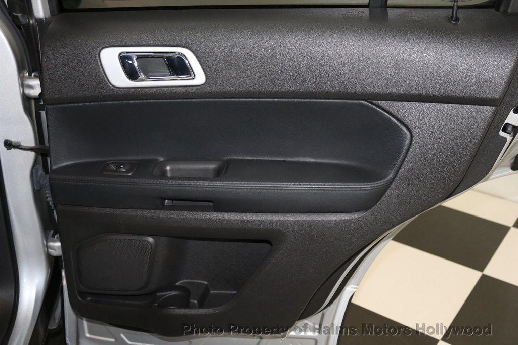 2015 Ford Explorer FWD 4dr XLT - 17517303 - 14
