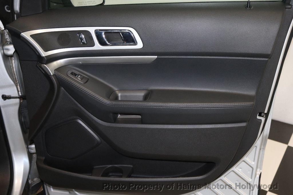 2015 Ford Explorer FWD 4dr XLT - 17517303 - 15