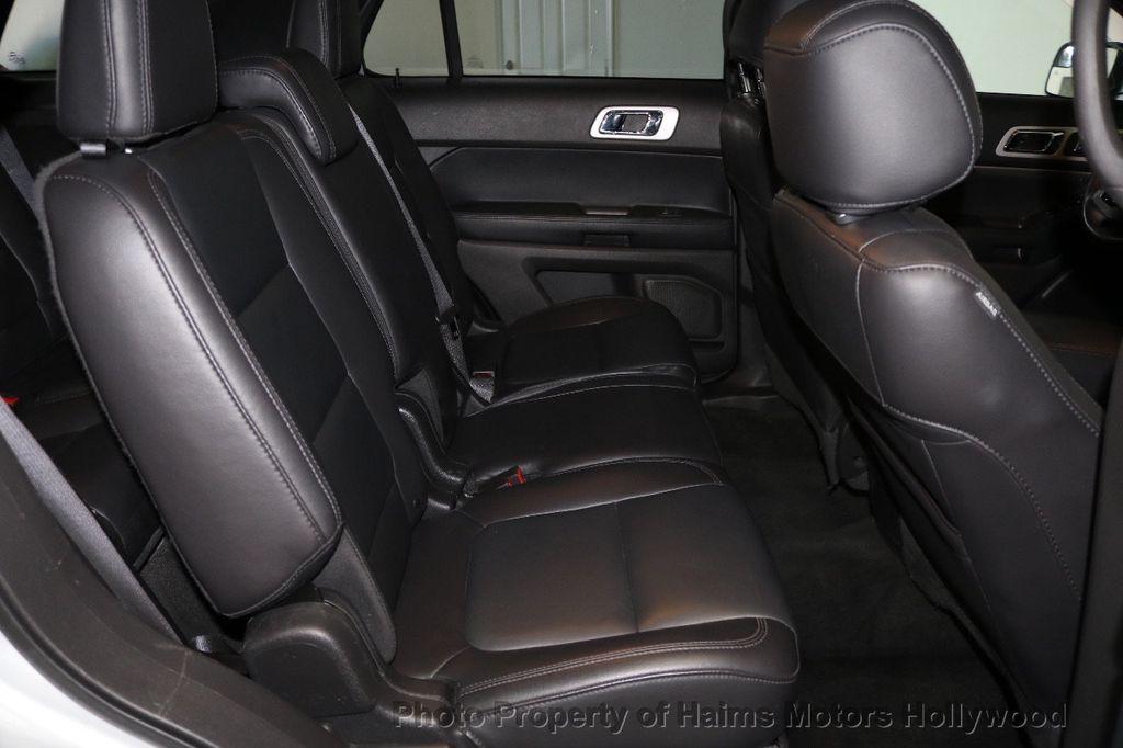 2015 Ford Explorer FWD 4dr XLT - 17517303 - 17