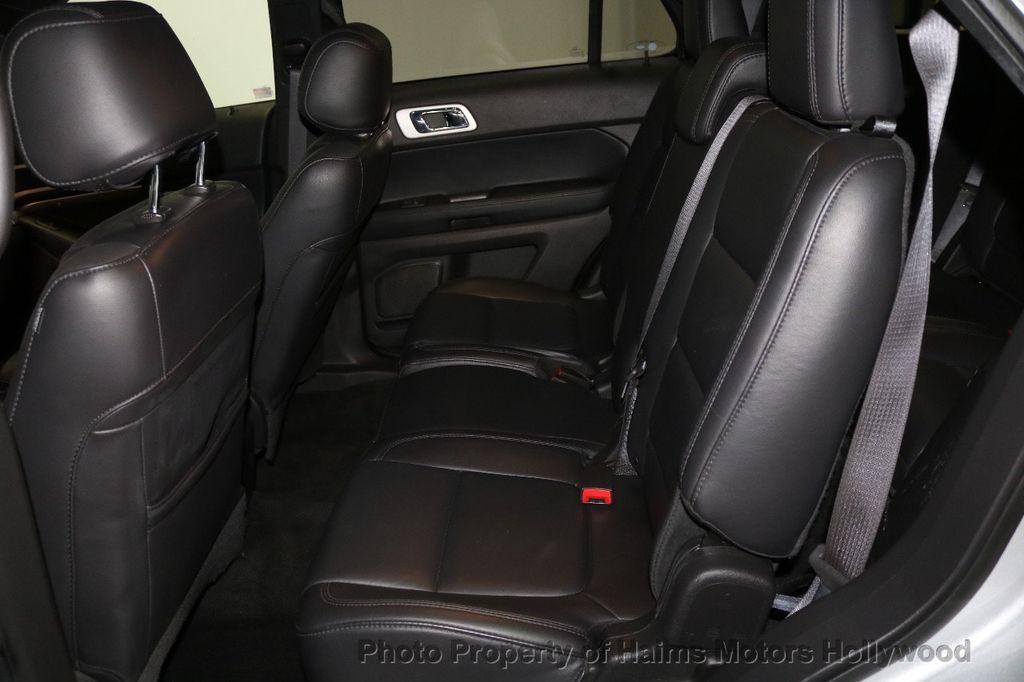 2015 Ford Explorer FWD 4dr XLT - 17517303 - 20