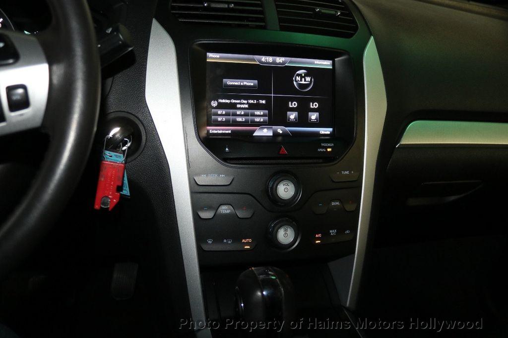 2015 Ford Explorer FWD 4dr XLT - 17517303 - 23
