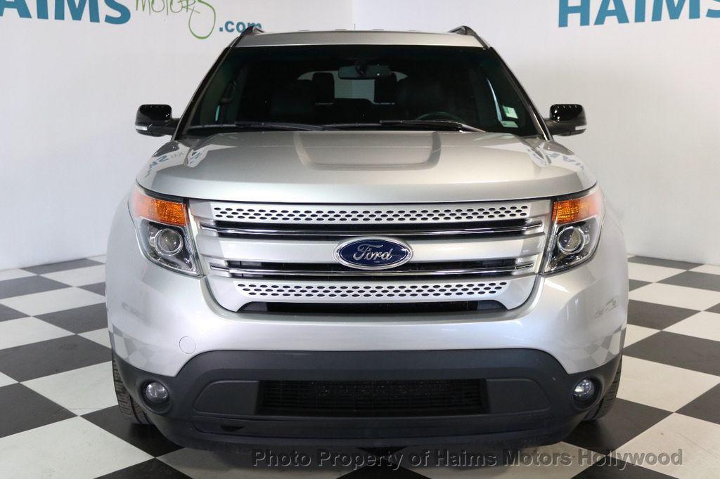 2015 Ford Explorer FWD 4dr XLT - 17517303 - 2