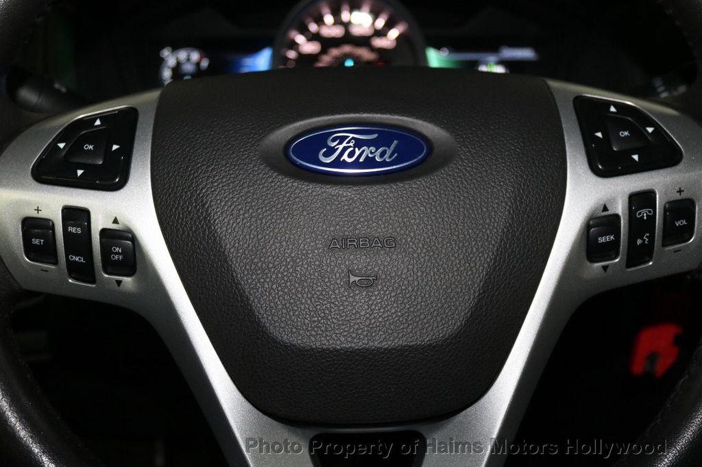 2015 Ford Explorer FWD 4dr XLT - 17517303 - 29