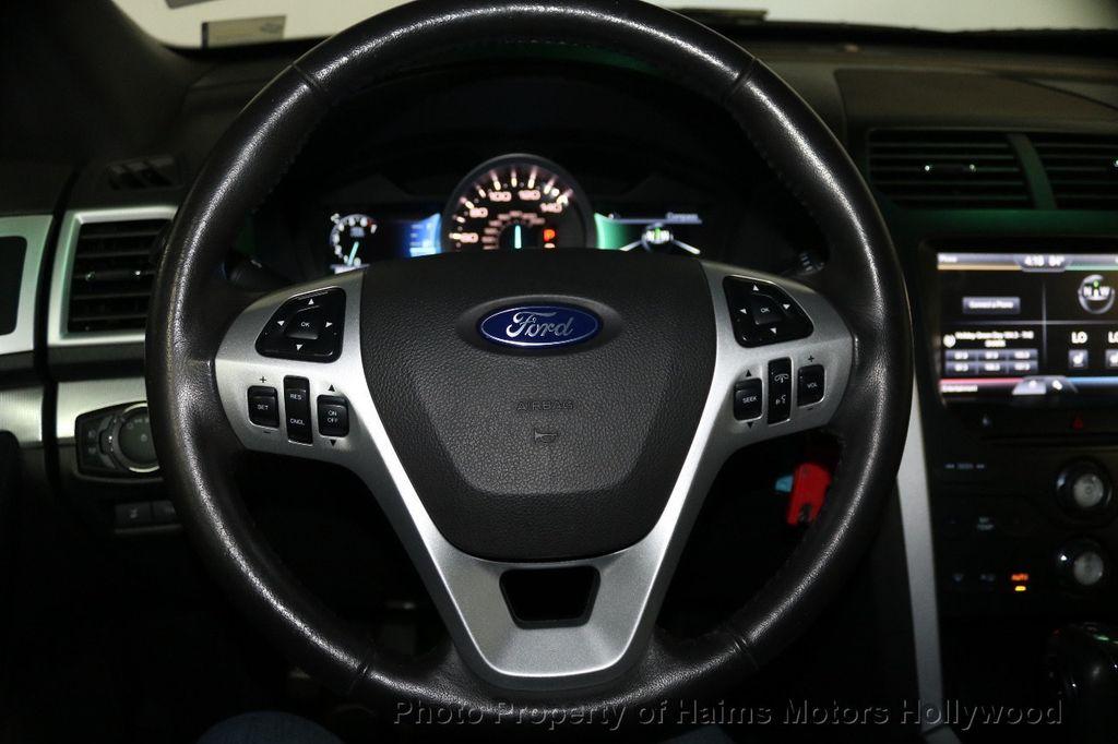 2015 Ford Explorer FWD 4dr XLT - 17517303 - 30