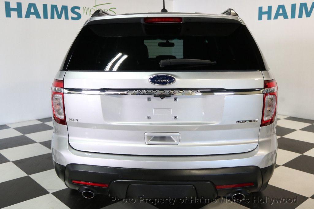 2015 Ford Explorer FWD 4dr XLT - 17517303 - 5