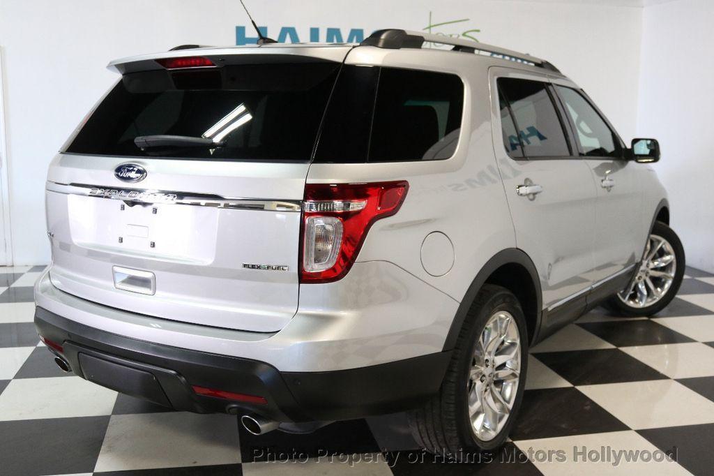 2015 Ford Explorer FWD 4dr XLT - 17517303 - 6