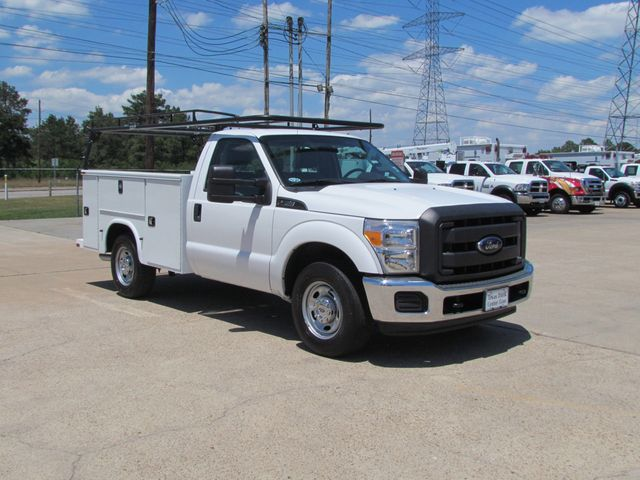 2015 Ford F250 Utility-Service 4x2 - 16116639 - 1