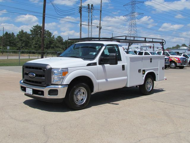 2015 Ford F250 Utility-Service 4x2 - 16116639 - 3