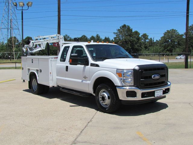 2015 Ford F350 Mechanics Service Truck 4x2 - 16062726 - 1
