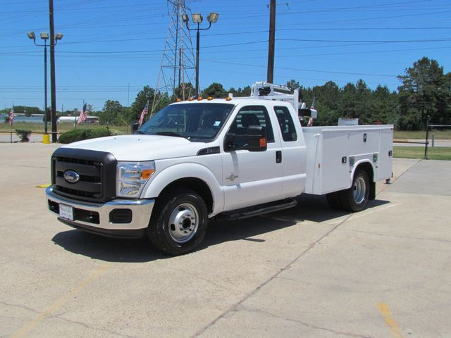 2015 Ford F350 Mechanics Service Truck 4x2 - 16062726 - 3