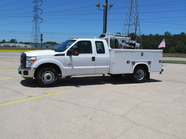 2015 Ford F350 Mechanics Service Truck 4x2 - 16062726 - 4