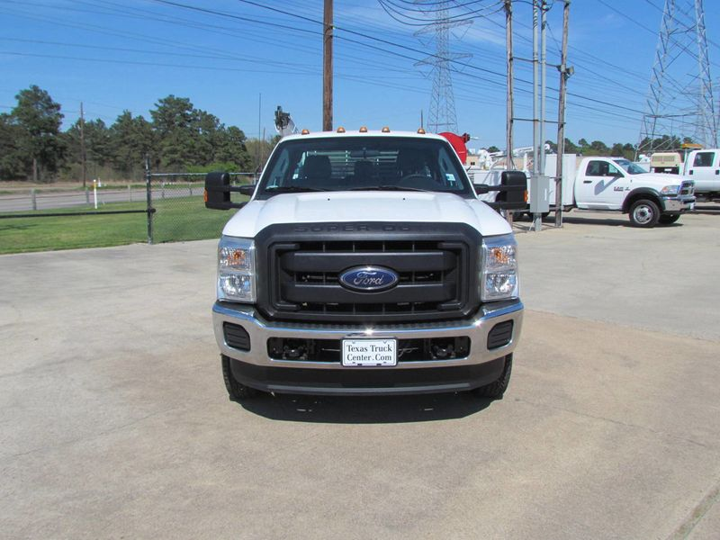 2015 Ford F350 Mechanics Service Truck 4x4 - 16714343 - 2