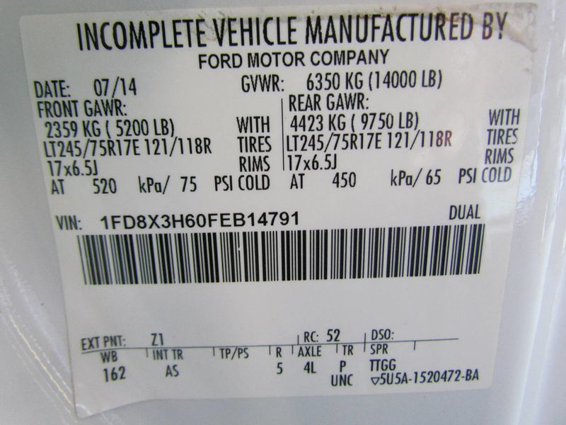 2015 Ford F350 Mechanics Service Truck 4x4 - 16714343 - 30