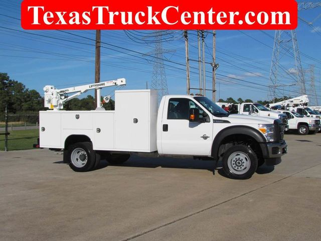 2015 Ford F550 Mechanics Service Truck 4x4 - 15118430 - 0