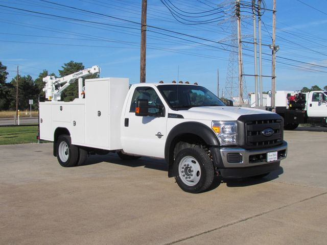 2015 Ford F550 Mechanics Service Truck 4x4 - 15118430 - 1