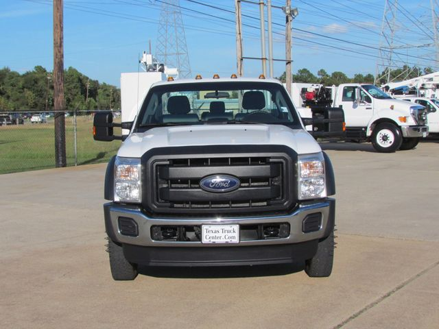 2015 Ford F550 Mechanics Service Truck 4x4 - 15118430 - 2
