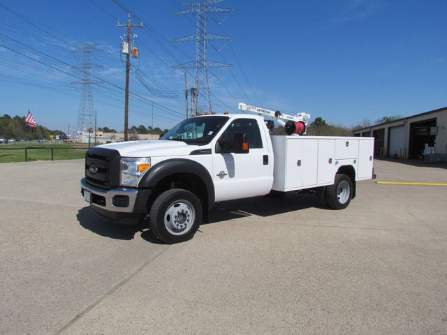 2015 Ford F550 Mechanics Service Truck 4x4 - 15118430 - 3