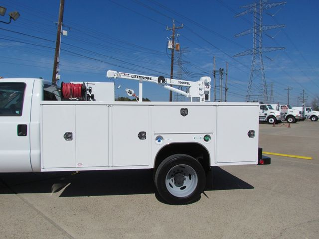 2015 Ford F550 Mechanics Service Truck 4x4 - 15118430 - 5